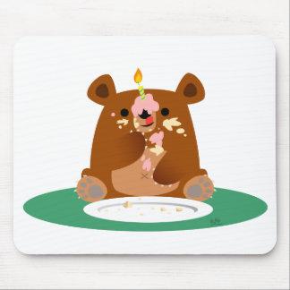 Happy Birthday, little bear!! Mouse Pad