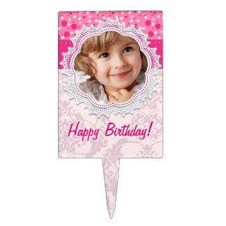 Happy Birthday! Little princess Cake Topper