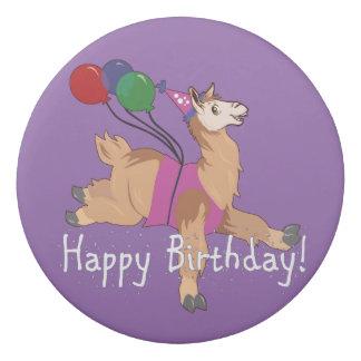 Happy Birthday Llama! Eraser