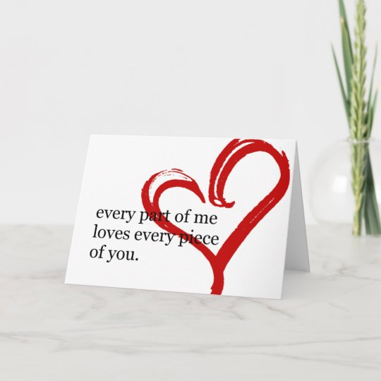 Happy Birthday Love Quote Greeting Card 2 Zazzle Com