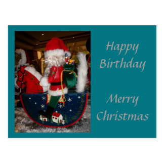 Merry christmas happy birthday cards zazzle happy birthday merry christmas hakuna matata cards bookmarktalkfo Images