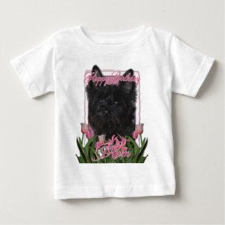 Happy Birthday Mom - Cairn - Black - Rosco Tee Shirt