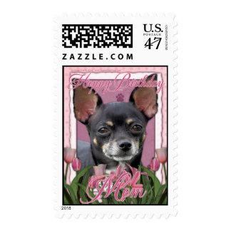 Happy Birthday Mom - Chihuahua - Isabella Postage