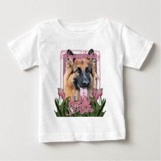 Happy Birthday Mom - German Shepherd - Chance T-shirt