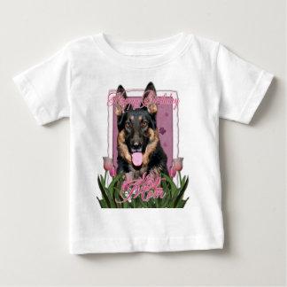 Happy Birthday Mom - German Shepherd - Kuno T Shirt