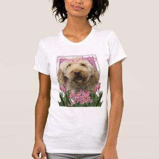 Happy Birthday Mom - Goldendoodle T Shirts