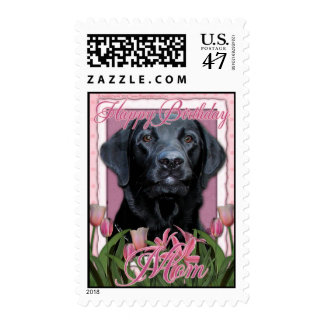 Happy Birthday Mom - Labrador - Black - Gage Postage
