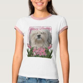 Happy Birthday Mom - Lowchen T-Shirt
