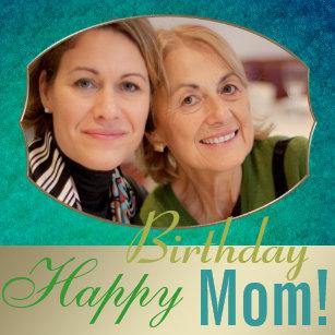 Happy Birthday Mom Bags Zazzle