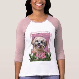 Happy Birthday Mom - ShihPoo - Maggie T-Shirt