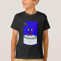 Happy Birthday, Monte! Kid T-Shirt