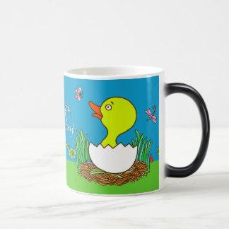 Happy Birthday Morphing Mug