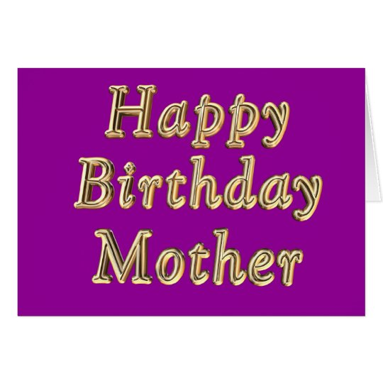 Happy Birthday  Mother Birthday wishes Mother Mom Card