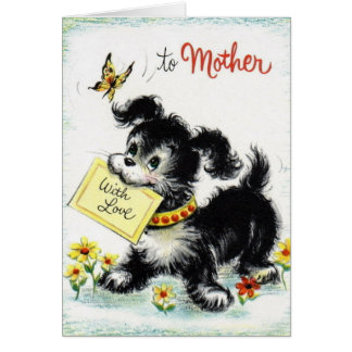 Happy Birthday - Mother Card