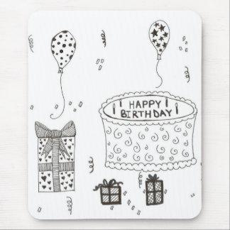 Happy Birthday Mouse Pad