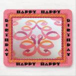 Happy Birthday Mousepad