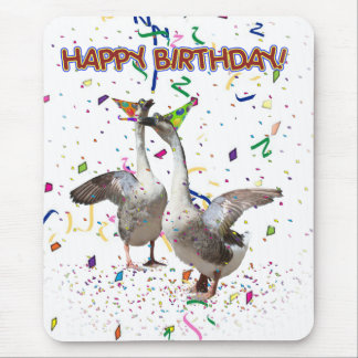 Happy Birthday! Mouse Pad