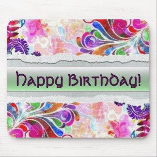 Happy Birthday!  Mousepad