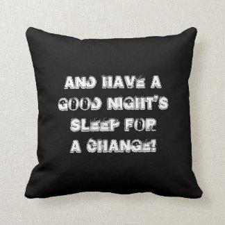 Happy Birthday Mr. President  American MoJo Pillow