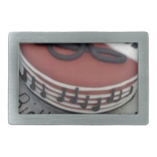Happy birthday mum cake belt buckle