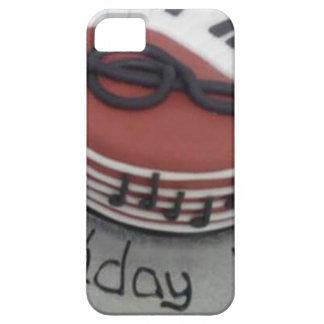 Happy birthday mum cake iPhone SE/5/5s case