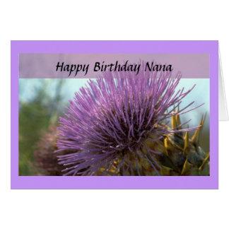 Happy Birthday Nana Cards