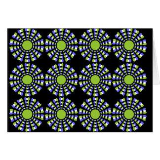Happy Birthday-Optical Illusion Card