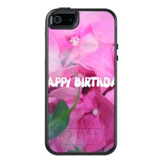 happy birthday OtterBox iPhone 5/5s/SE case