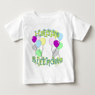 Happy Birthday - Pastel D6 T-Shirt