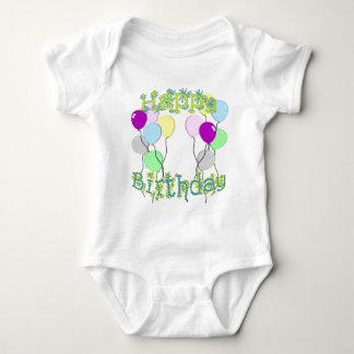 Happy Birthday - Pastel D6 T-Shirt