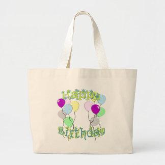 Happy Birthday - Pastel D6 Tote Bag