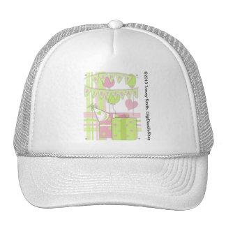 Happy Birthday pastel design shirt Trucker Hat