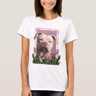 Happy Birthday - Pitbull - Jersey Girl T-Shirt