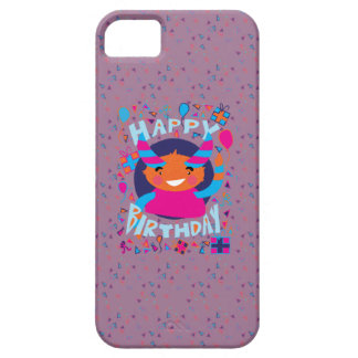 Happy Birthday Playful Monster iPhone 5 Cover
