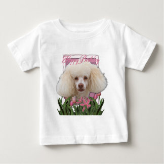 Happy Birthday - Poodle Baby T-Shirt