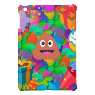 birthday happy birthday poop emoji case for the iPad mini