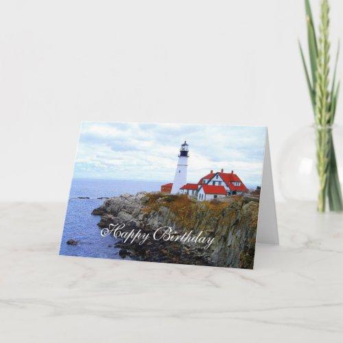 Portland Head Light House Maine It S A Beautiful World