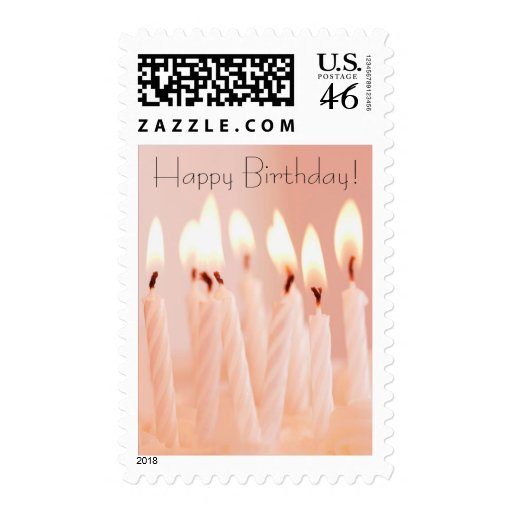 Happy Birthday! Stamps