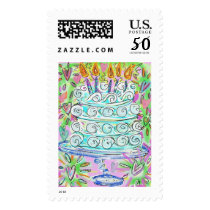 Happy Birthday! Postage