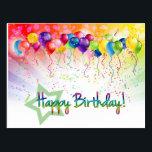 "happy birthday postcard<br><div class=""desc"">happy birthday</div>"