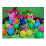 Happy Birthday!! Postcard