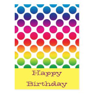 Bulk Birthday Postcards