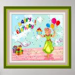 Happy Birthday Poster 3