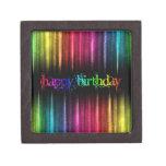 Happy Birthday Premium Trinket Box