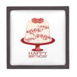 Happy Birthday Premium Trinket Boxes