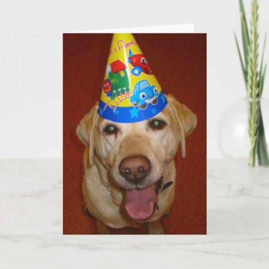 Happy Birthday Prima- Blank Inside Card