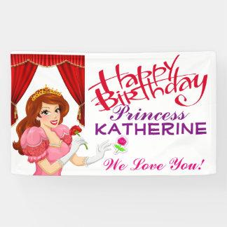 Happy Birthday Princess Banner