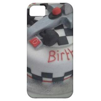 happy birthday racing car iPhone SE/5/5s case