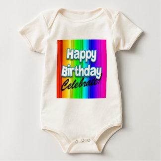 Happy Birthday Rainbow - Celebrate T-Shirt