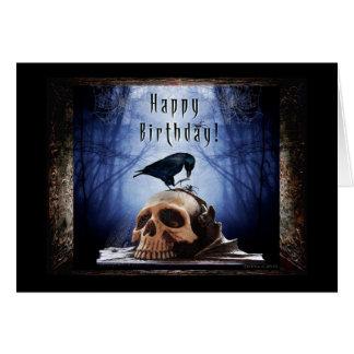 Happy Birthday - Ravens Den Cards